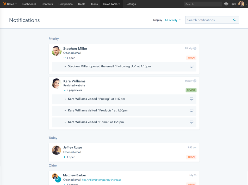 HubSpot Announces Major Updates to the Sales Hub