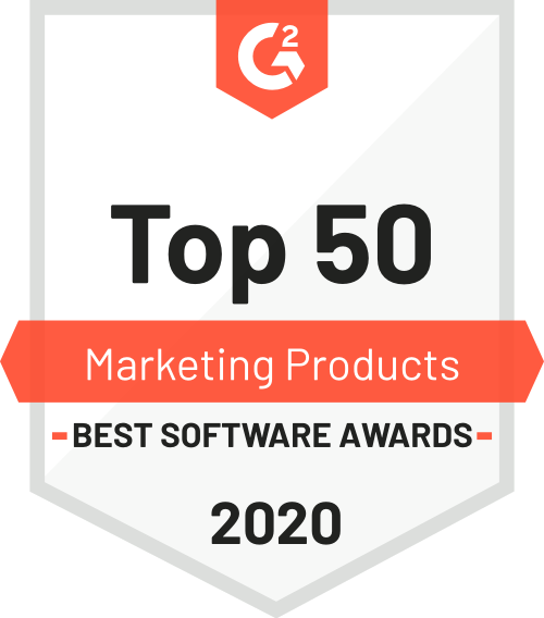 HubSpot Named #1 Product for Marketers in 2020 G2 Best Software Awards