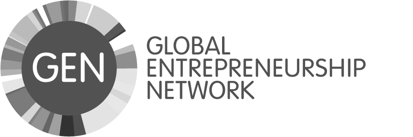 GEN-GLOBAL-ENTREPRENEURSHIP-NETWORK black and white