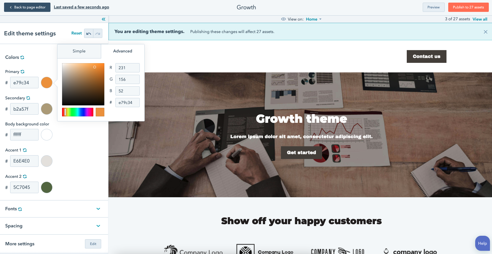HubSpot Announces the Launch of CMS Hub Starter to Help Growing Companies Build CRM-Powered Websites