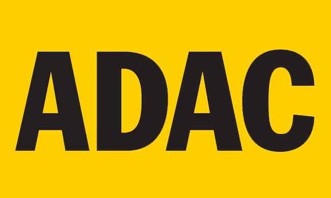Farbpsychologie Marketing: Gelbes Logo vom ADAC
