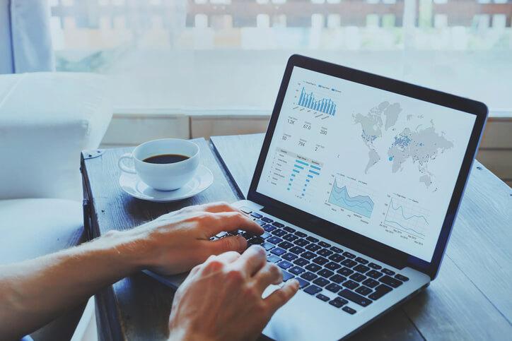 Die besten (kostenlosen) Google Data Studio Vorlagen 2021