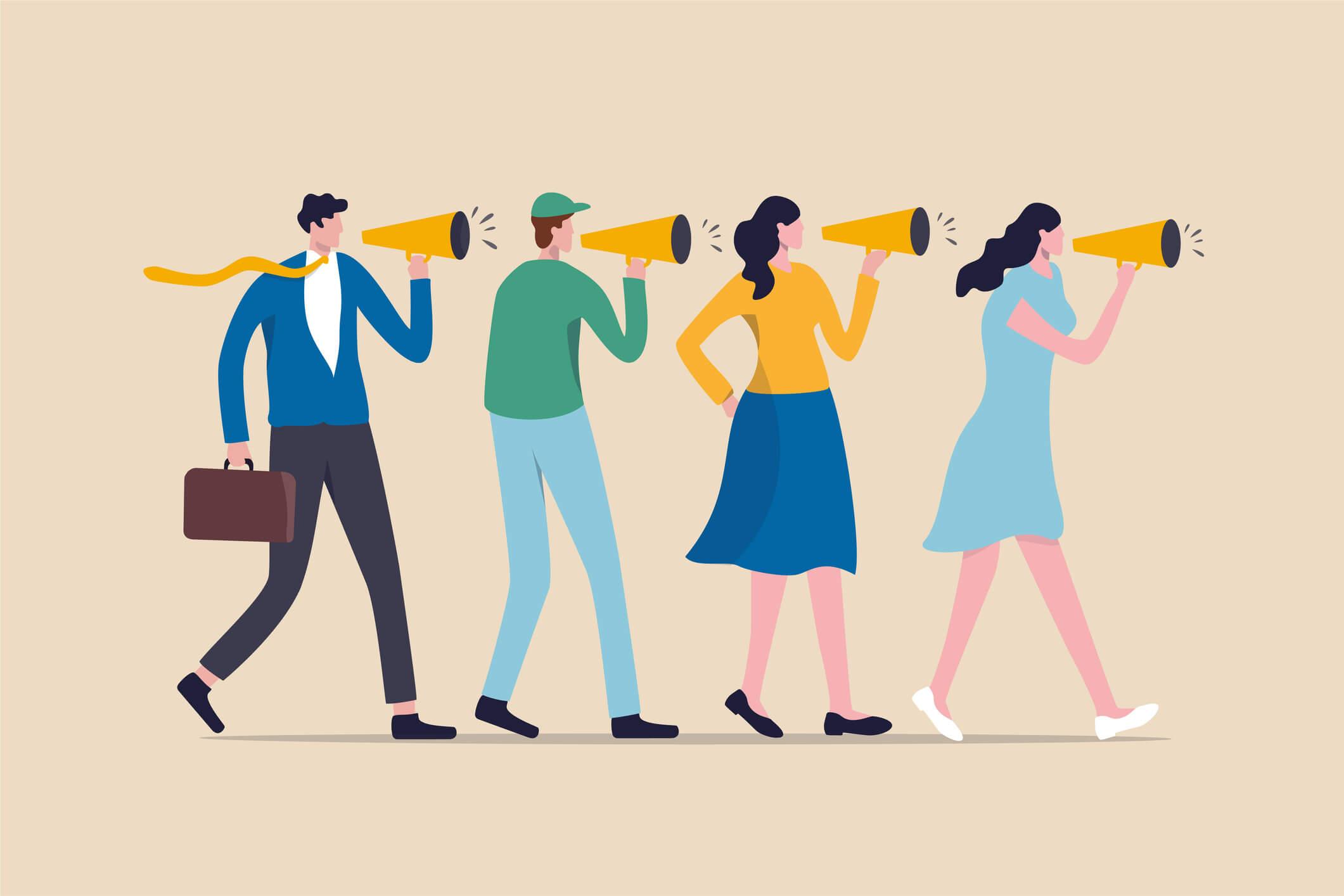 Word-of-Mouth im Marketing: Mundpropaganda wird unterschätzt