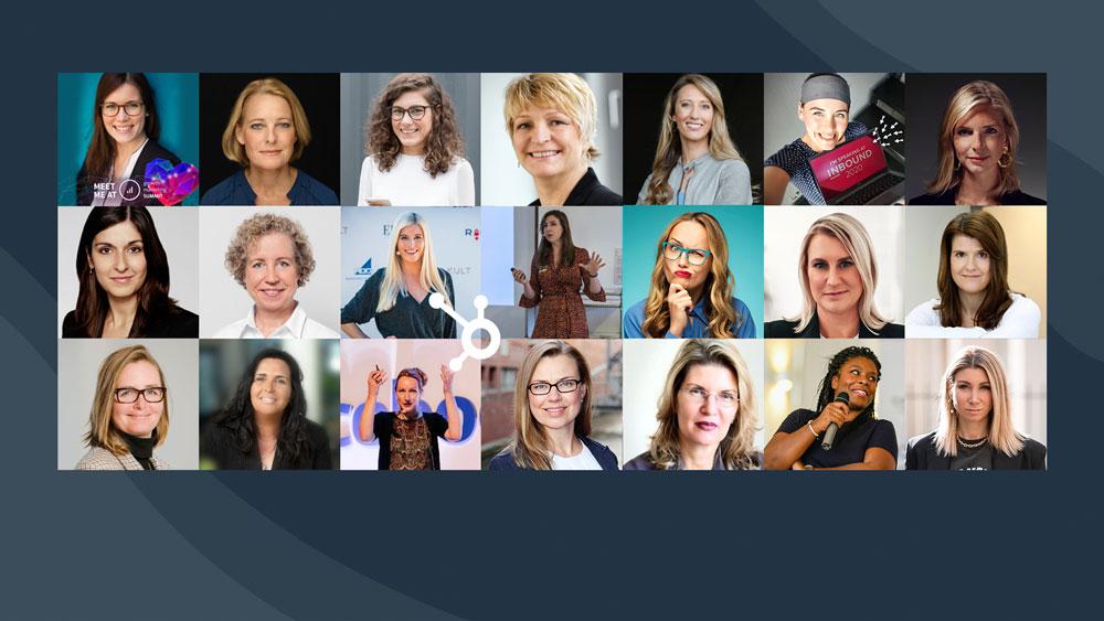 21 Marketing-Expertinnen, mit denen Sie sich vernetzen sollten