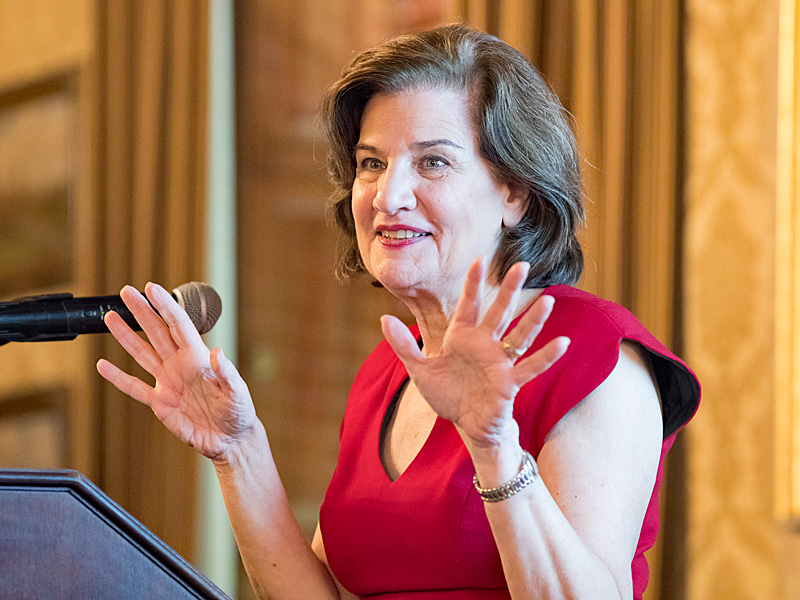 Judy Vredenburgh Democratic Leadership Style