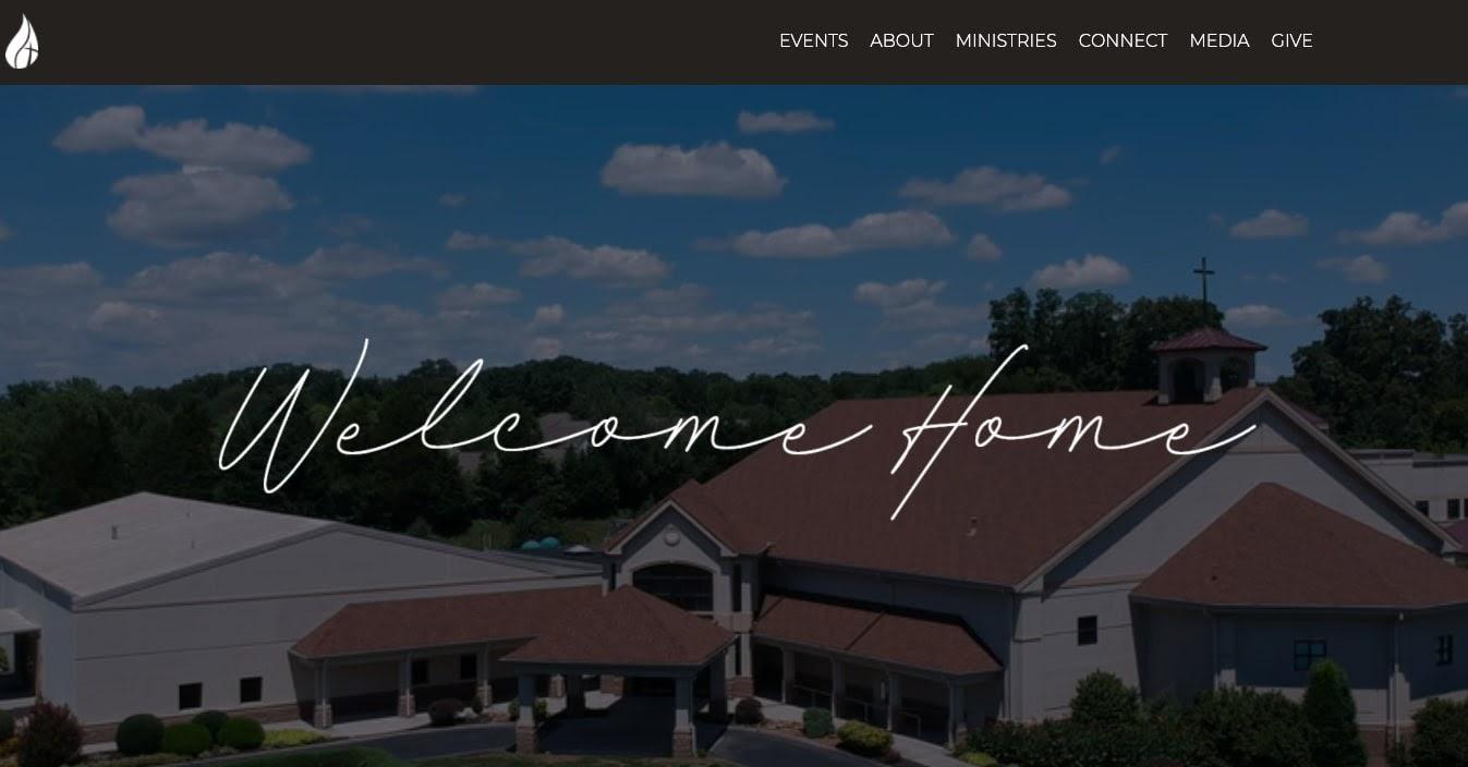 church websites: Park West Church
