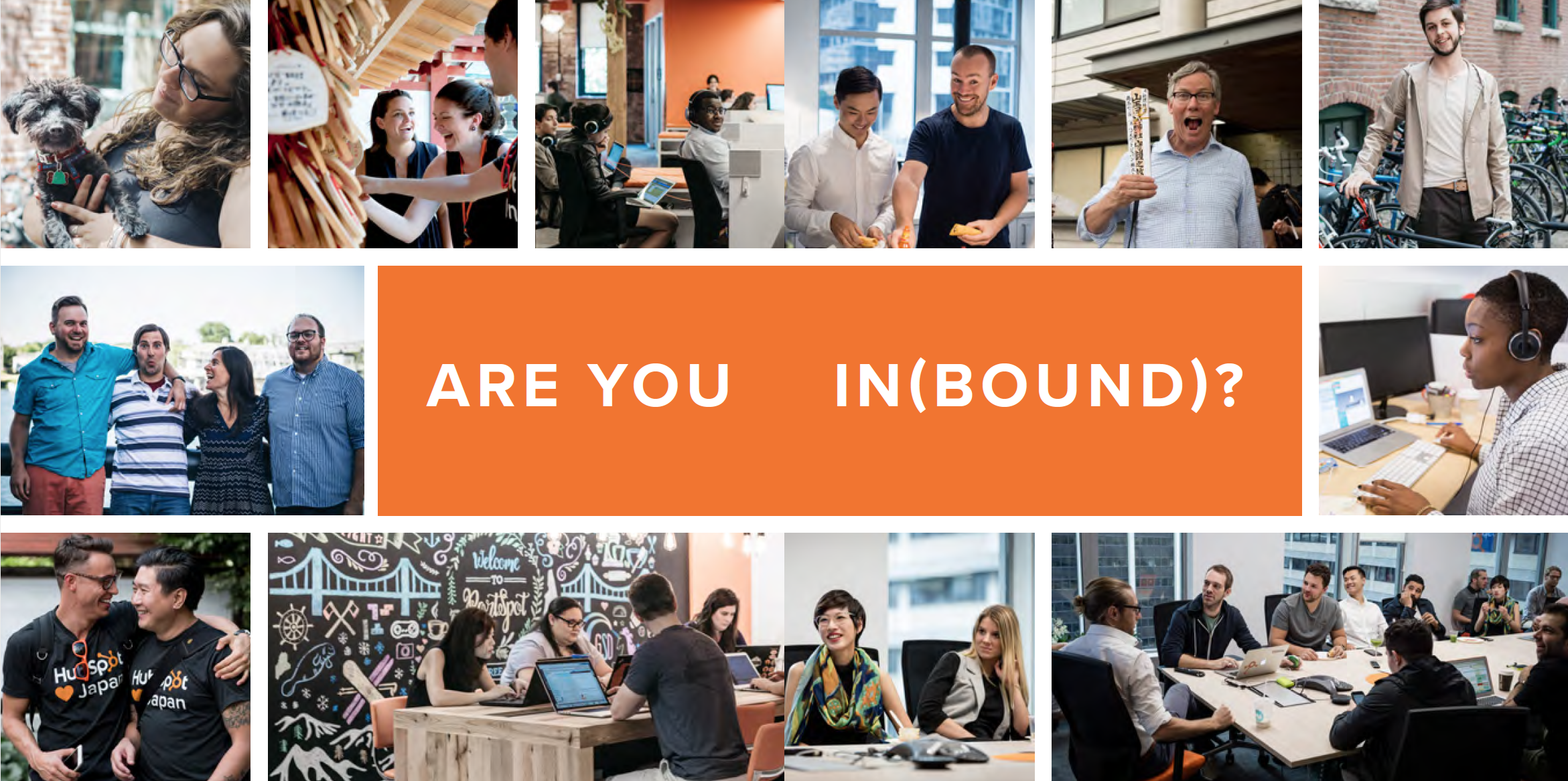 HubSpot Releases 10th Annual Year in Review, with a Focus on Flexibility