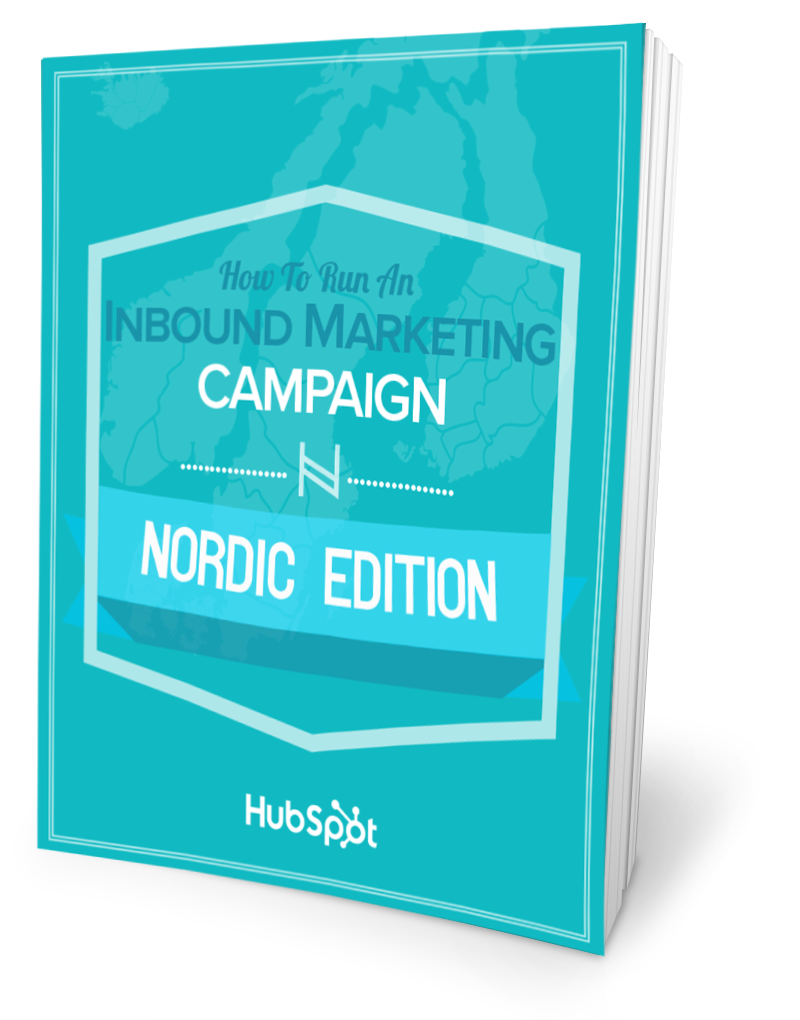 How to Run an Inbound Marketing Campaign: Nordic Edition