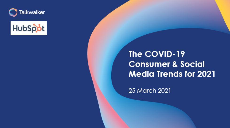 Social Media Trends Webinar 2021