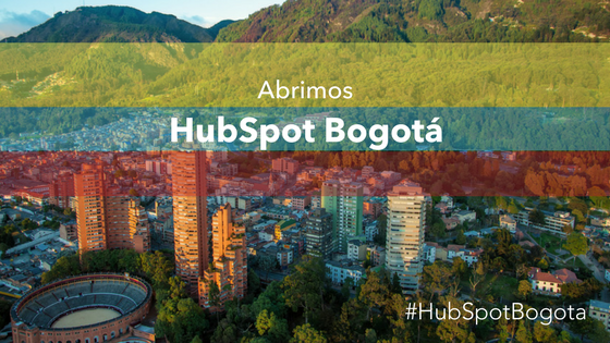 HubSpot to Open New Latin America Headquarters in Bogotá, Colombia