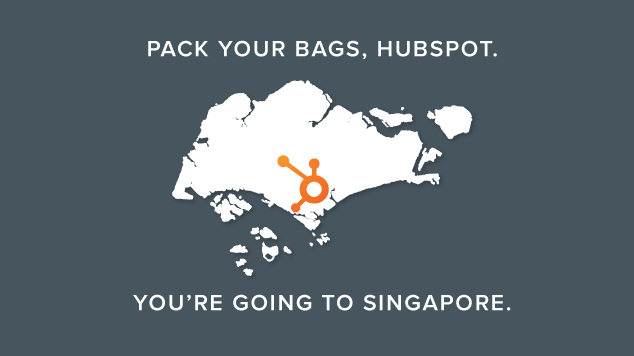 HubSpot Expands Footprint in Asia Pacific, Will Open Office In Singapore, Q4 2015