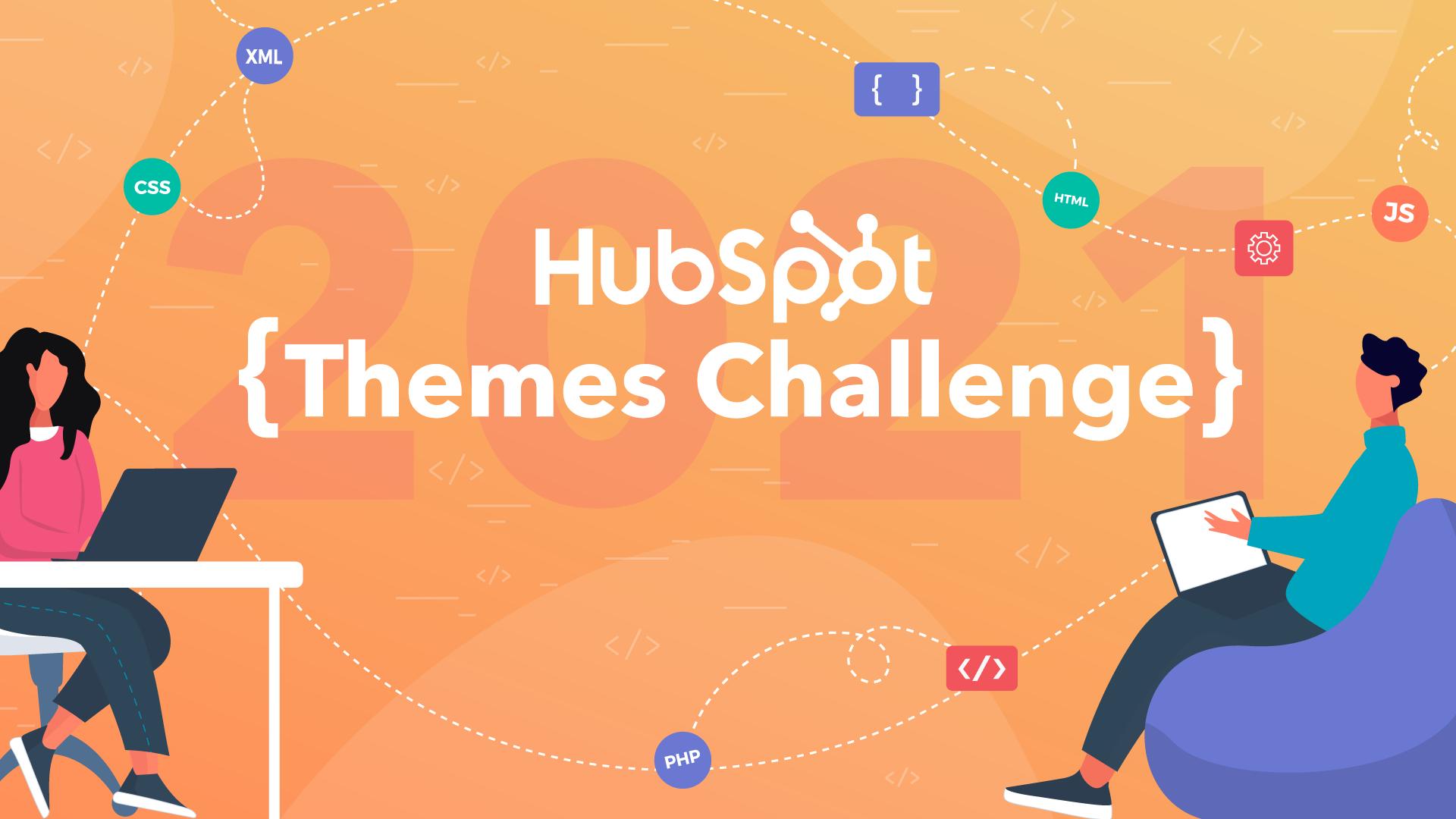 Themes Challenge 2021 - Banner