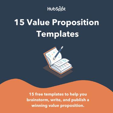 Value Proposition Templates