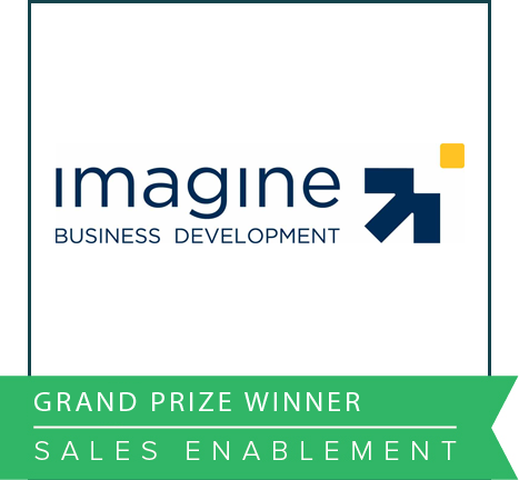 Imagine Business Development Impact Awards 2016 Grand Prize Winner Sales Enablement.png