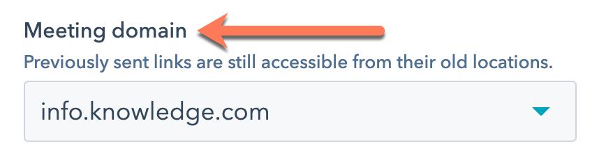 meeting-domain-dropdown-menu