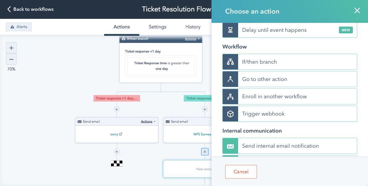 The best IT ticketing system for every business.