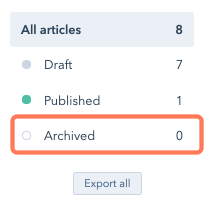 access-archived-articles