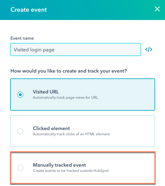 create-manually-tracked-event