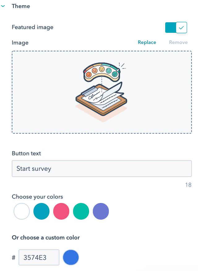 custom-survey-theme