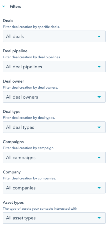 deal-create-attribution-report-filters