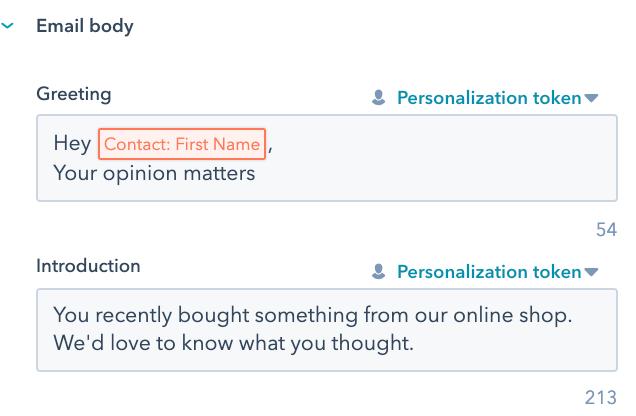 email-body-custom-survey
