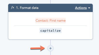 format-data-add-second-action