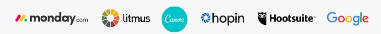 Inbound Marketing Campaign logos