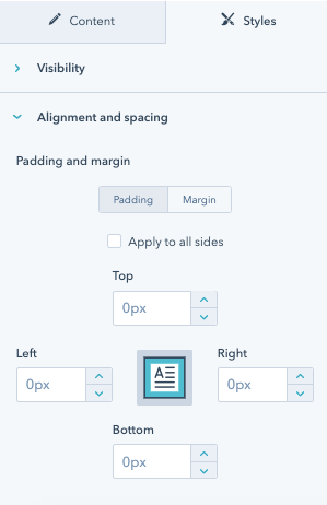 "opções de estilo ""edit-a-module-s"""