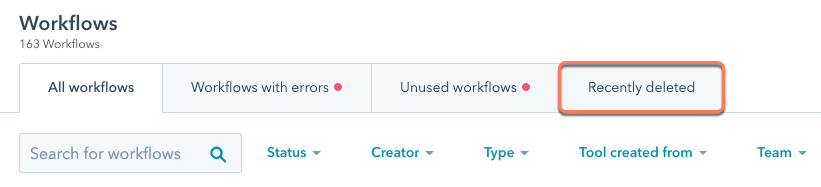 workflows-recently-deleted-tab0