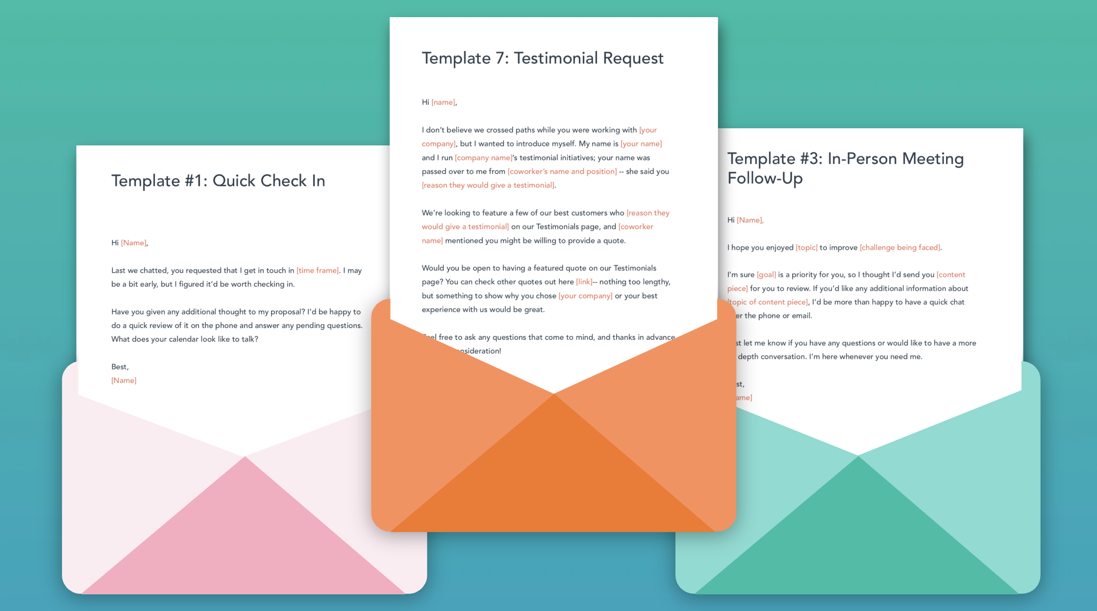 Email Templates for Startups