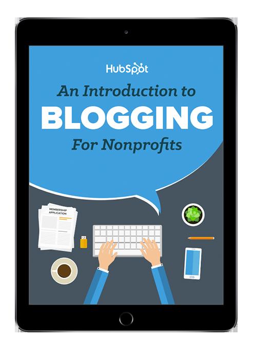 Blogging for Nonprofits