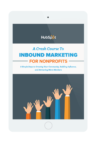 A Crash Course on Inbound Marketing for Nonprofits