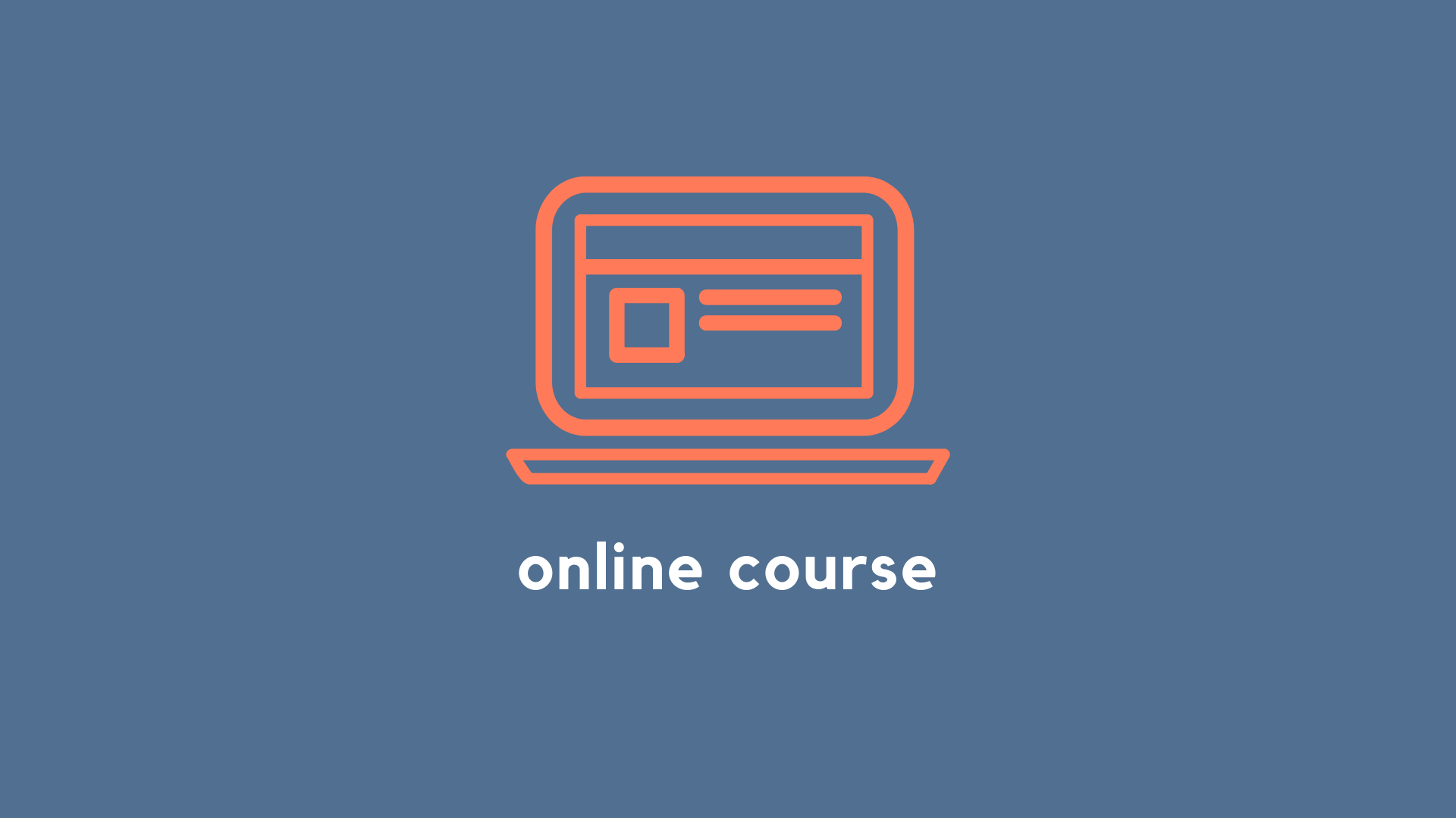 Startup Online Course