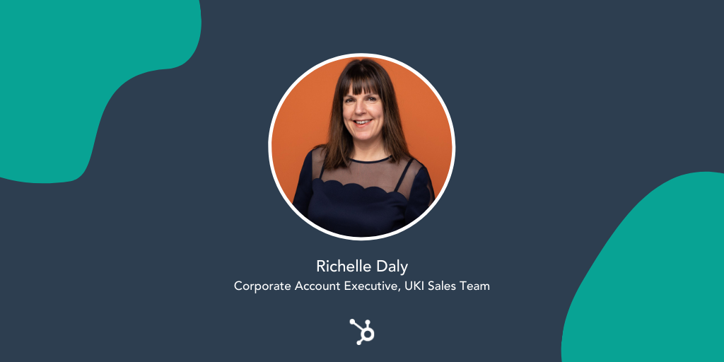 Career HubSpotlight: Corporate Sales Q&A with Richelle Daly
