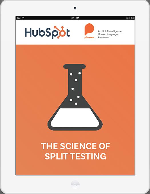 The Science Of Split Testing