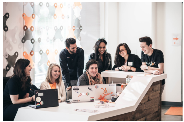 HubSpot Named a 2016 Top Place to Work by Boston Globe