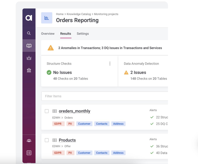 Ataccama data quality tool