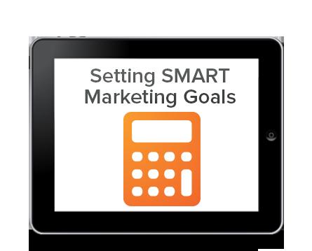 SMART Marketing Goals Template