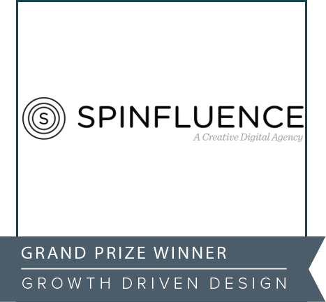 Spinfluence Impact Awards 2016 Grand Prize Winner Growth-Driven Design.png
