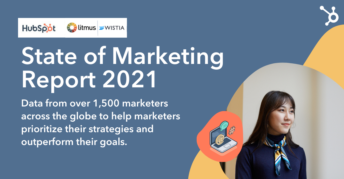 State of Marketing 2021