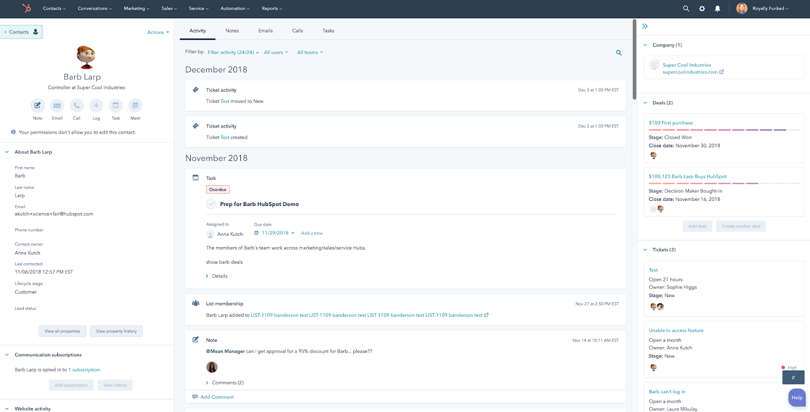 The CRM Customization Feature You've Been Waiting For is Here