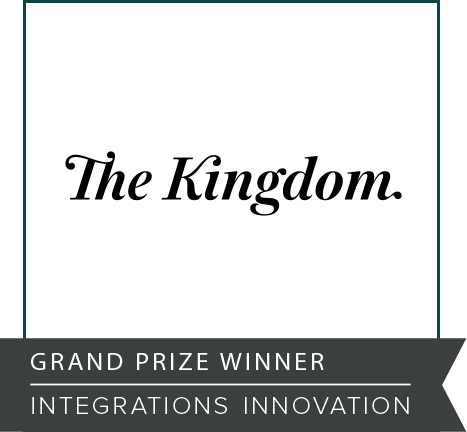 The Kingdom Impact Awards 2016 Grand Prize Winner Integrations Innovation.png