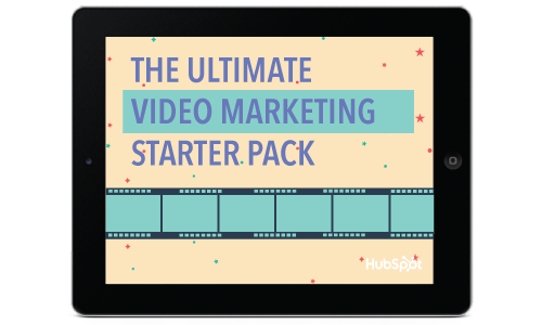 The Ultimate Video Marketing Starter Pack