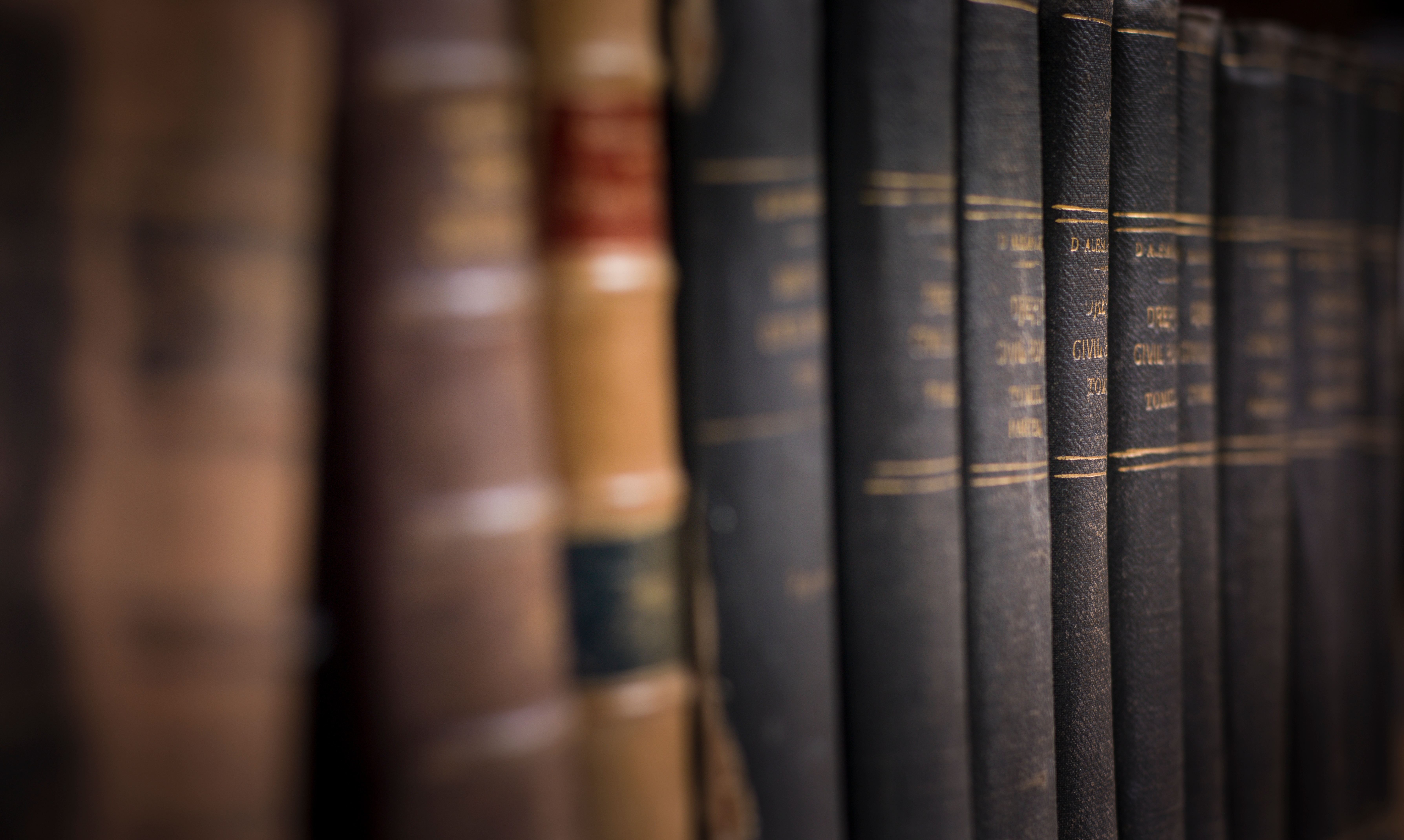 A glossary with all legal definitions around the GDPR