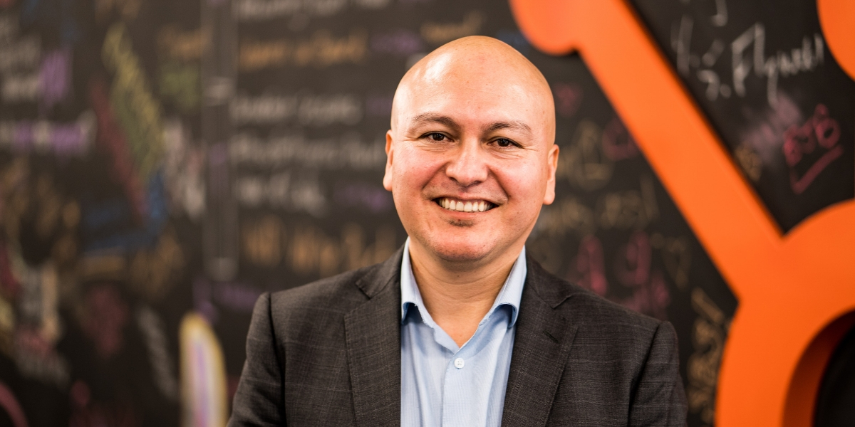 Jabes Rojas Joins HubSpot as Director of Diversity, Inclusion and Belonging