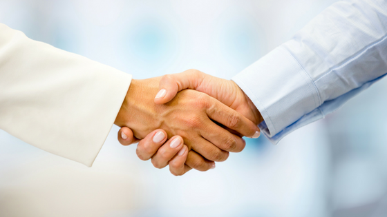 Why Your Handshake Matters (And How to Perfect It)
