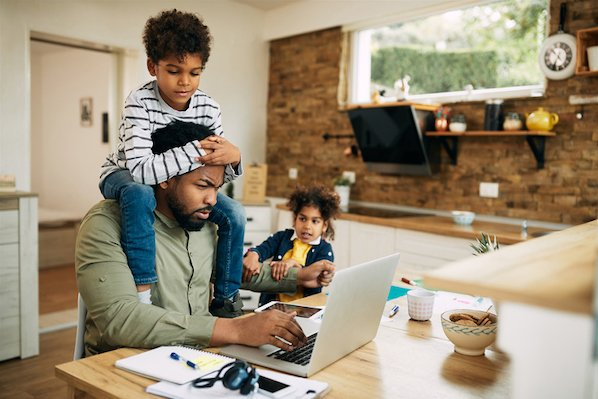 10 Tips for Parents Working From Home With Kids
