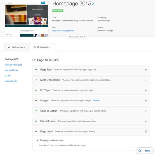 HubSpot Website Platform - Speed, Security, and Uptime