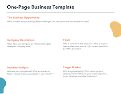 This Business Case Template Takes Your Projects 7