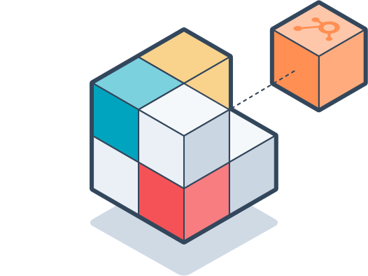 hubspot integrations cube